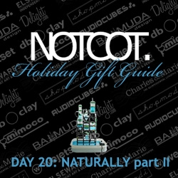 Gift Guide Day 20 ~ Naturally Part II! Focused on plants, goodies for your desktop gardeners, self watering pots, hydrodynamic building sets...