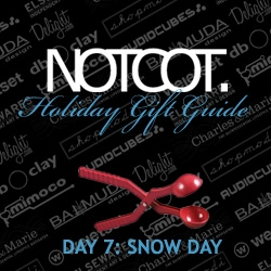 Gift Guide Day 7 ~ SNOW DAY! For all of you lucky enough to have some snow to play in, here are some toys and gadgets to help make the most of it.