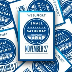 Small Business Day is Saturday, November 27th! Awesome new day to celebrate all of us small businesses!