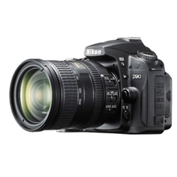 The Nikon D90 ~ has D-MOVIE! A dslr with VIDEO! Wow... i want? need? check out the sample videos...