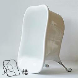 The Baek SeaTub lounge Chair ~ a fun bathtub hybrid!