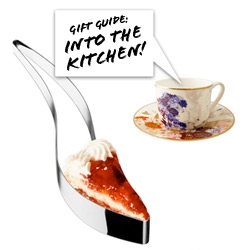 NOTCOT Gift Guide ~ into the kitchen! Lots of culinary goodness for gifting!