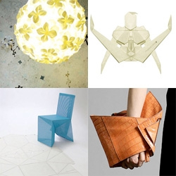 New blog i'm loving ~ origami blog! All things that are or inspired by origami! And yes that means furniture, sexy origami, and more...
