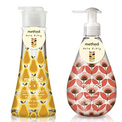 Orla Kiely for Method! Fun new limited edition bottles coming soon...