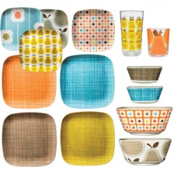 Orla Kiely & Target launch an affordable housewares line February First!