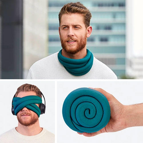 Ostrich Pillow Loop by Studio Banana (Currently on Kickstarter)