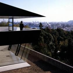 The Japanese architects at Suppose Design Office have designed the Otake house in the city of Otake, located in the Hiroshima Prefecture of Japan.