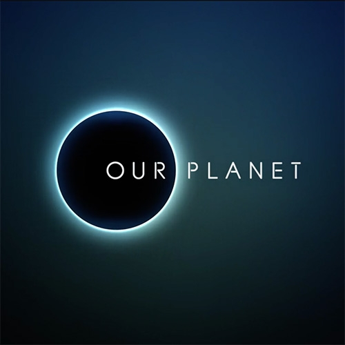 "Our Planet on Netflix. Narrated by Sir David Attenborough, by the makers of Planet Earth. ""Experience our planet's natural beauty and examine how climate change impacts all living creatures in this ambitious documentary of spectacular scope."""