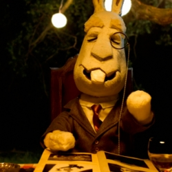 Out Of Forest signed by Tobias Gundorff Boesen is a superb stop motion short film.