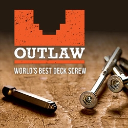 Outlaw Fasteners ~ an interesting twist on your usual screws and bits...