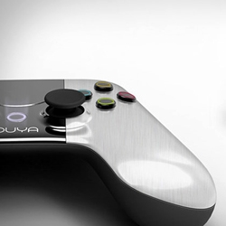 OUYA is an Android powered gaming console for your TV. The system will have an open development platform and has a controller from the designer of the Jambox and the OLPC X-01 $100 laptop.