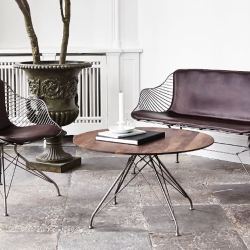 Overgaard & Dyrman Wire Furniture Collection 2014.
