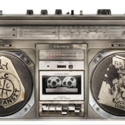 """Lyle Owerko (well-known for his famous shots of the Twin Towers) speaks boomboxes, NYC, and why """"cool don't pay the bills."""""""