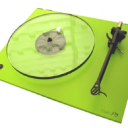 Rega make turntables that are as pleasing to the eye as they are to the ear. I think these little slabs of minimalist tellytubby-coloured goodness are my favourite.