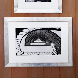 """steps"" by photographer Amy J. Ploss found at west elm = visually amazing."