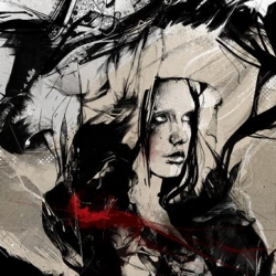 A new set of edgy art was just released by London based artist Byroglyphics (aka Russ Mills).