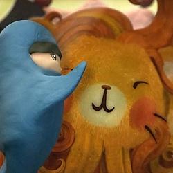 """Mika's Marshmallow Train"": a beautiful animated short created by Pandapanther NYC, for Nick Jr. Yo Gabba Gabba!"