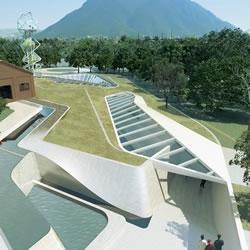 Museo Papalote Verde, Monterrey, Mexico / Iñaki Echeverría