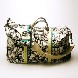 i need a new travel bag.  i want this one by Parcel/Loop.