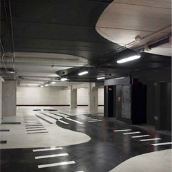 The Cool Hunter rounds up beautifully designed public car parking spaces.