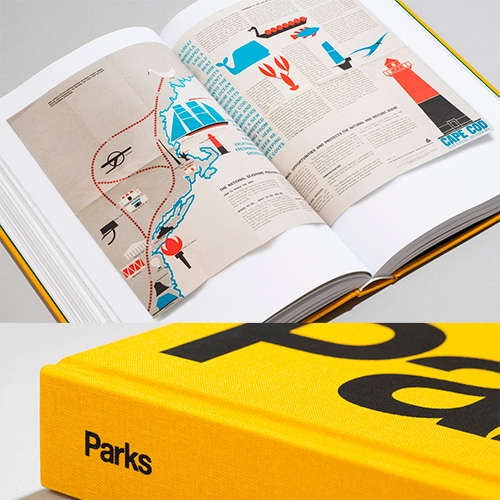 Parks! The latest from Standards Manual is coming soon... filled with US National Parks ephemera collected and photographed by Brian Kelley.