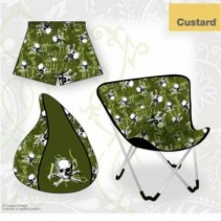 """At Custard Design we specialise in creating patterns in the form of repeats.  Our patterns are suitable for anything that can be printed such as fabric, paper, plastic, etc."""
