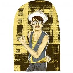 The illustrations of London based illustrator Toby Triumph.