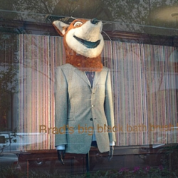 Paul Smith's Union Square store's furry-inspired window display gives a twist on the usually blank mannequin