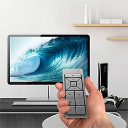 NOTlabs gets hands on with the VIZIO All-In-One Touch PC... super sleek, and beyond being a nice massive touch screen, our favorite feature is being able to flip back and forth between computer and HDMI modes for gaming/tv/etc.