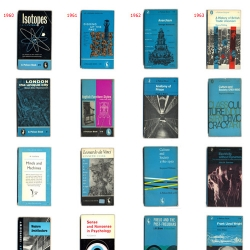 Wicked great collection of Penguin Book covers dating back to 1960.