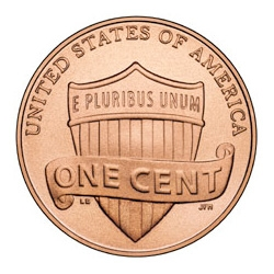 New 2010 Lincoln Pennies! I thought it was fake when i just got one... here's the US Mint official release on it
