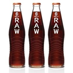 Coming soon to a grocery store near you is Pepsi Raw, a more natural soda filled with apple extract, coffee leaf, cane sugar, and sparkling water instead of the artificial crap that's in most sodas.