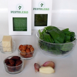 Pestolero gives you the chance to create your own pesto and order it online. Choose from a lot of different ingredients. Unfortunately just for Germany, Austria and Switzerland at the moment.