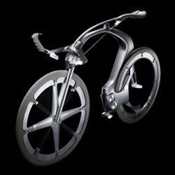 Peugeot has revealed the B1K Concept Bicycle, an all-carbon track bike with a heavy dose of futurism.