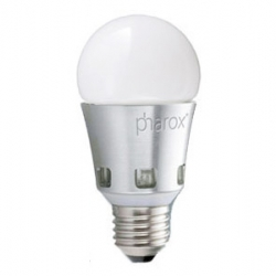 These new Pharox 60 LED bulbs are 10 times more efficient than incandescents and last for 25 years.