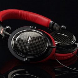 Phiaton MS-400 Carbon fiber headphones