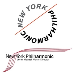 New logo for the NY Philharmonic by Paula Scher, Pentagram