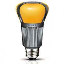 Philips has just unveiled the EnduraLED – the world's first replacement for the commonly used 60 watt incandescent. It lasts 25 times longer and uses 80% less energy.