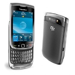 Blackberry Torch ~ touch screen and qwerty