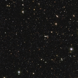Showing 10,000 galaxies, the overwhelming Hubble Ultra Deep Field is the most amazing, most humbling image in history, demonstrating how tiny and precious we are. This video explains how it was taken, and shows it in 3-D.