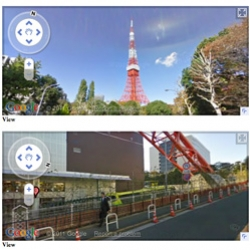Kuan-Ju Wu - navigable Google Map Photography – Tokyo Tower