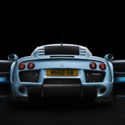 Noble M600's twin-turbo Volvo engine (producing 650bhp) allows this ride to reach top speeds of 225mph, 0-60 time of three seconds, and with the Stig behind the wheel, faster lap times than both the Audi R8 and Ferrari F430.