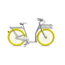 The French designer Philippe Starck unveiled, in partnership with Peugeot, a bike that will be manufactured for the city of Bordeaux, by the end of the year.
