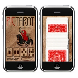 PicTarot ~ in iPhone and real world forms from Pictoplasma! Every card illustrated by amazing artists you probably know and love!