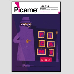 Picame is an editorial project born and developed on the web, an Italian e-magazine and a blog about the world of illustration, design and photography.