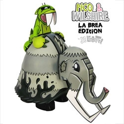 Joe Ledbetter x The Loyal Subjects – Pico & Wilshire LA Brea Edition
