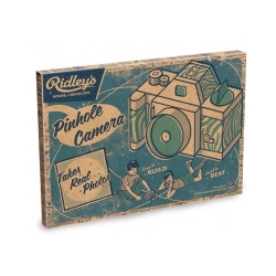 Ridley's House of Novelties ~ this series of retro toys and games with most adorable packaging!