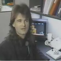 """Remember getting your first Nintendo? Check out the 1988 expose' on the """"new"""" NES, and their """"command center"""" where you could get game tips!"""