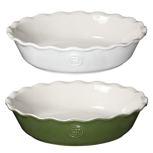 Emile Henry Modern Classics Pie Dish. Impulse bought this for strawberry cake (#63277) and have been loving it for pies, cakes, casseroles, and more!