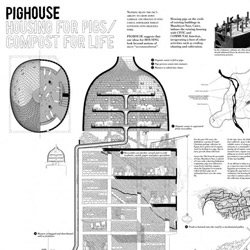 Architizer's Competition Competition 2011 winners have been announced: the best losing competition entries of the year are here, including the winner, Pig House!
